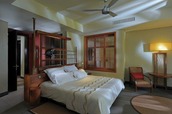 Trou aux Biches Beachcomber Golf Resort & Spa: Family suite