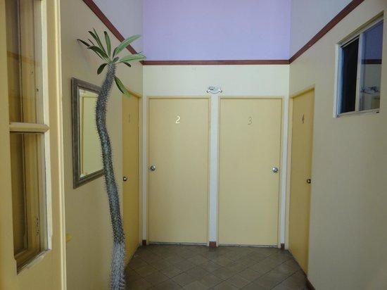Hostal Zocalo: vista del cuarto