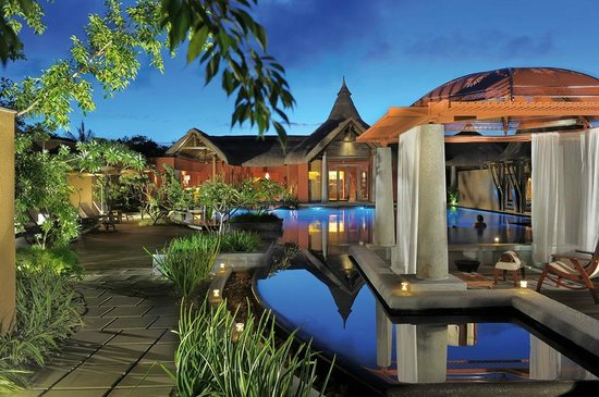 Trou aux Biches Beachcomber Golf Resort & Spa: Spa