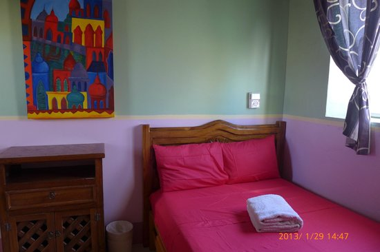 Hostal Zocalo: new room