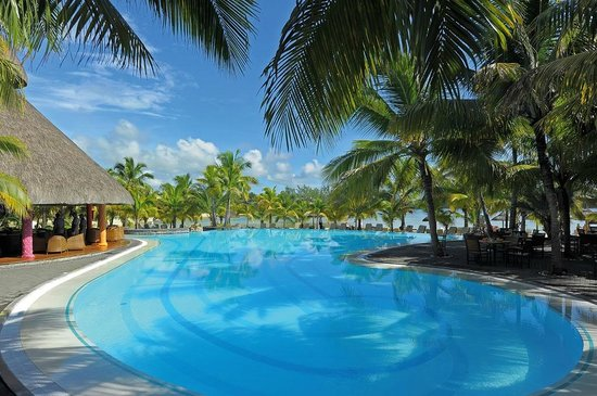 Beachcomber Shandrani Resort & Spa: Pool - Shandrani Resort & Spa