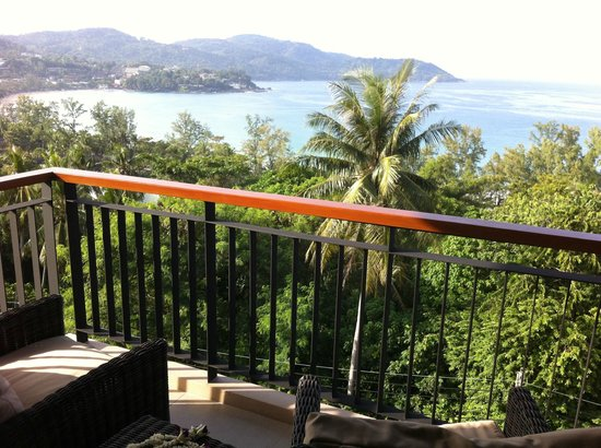 Novotel Phuket Kata Avista Resort and Spa:                                     The view from Room 501