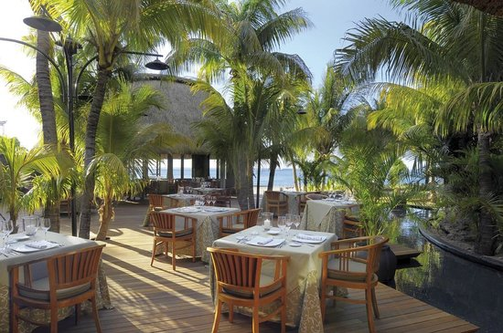 Dinarobin Beachcomber Golf Resort & Spa: Restaurant