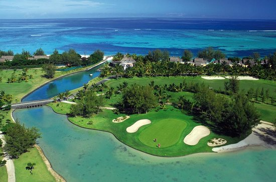 Beachcomber Dinarobin Hotel Golf & Spa: Golf - Dinarobin Hotel Golf & Spa