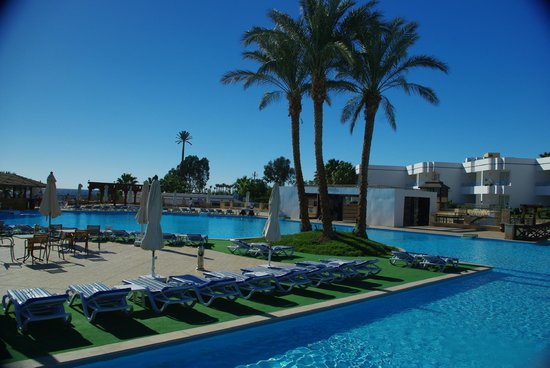 Veraclub Queen Sharm:                   scorcio
