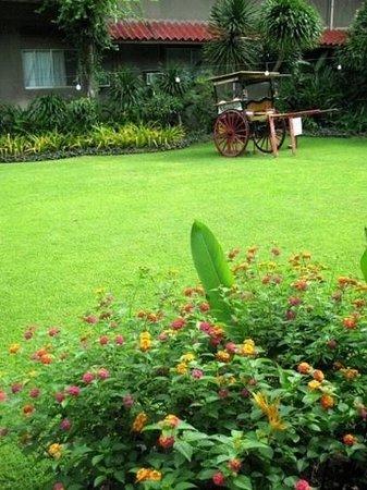 โรงแรมมอนเตเบลโล วิลลา:                   garden