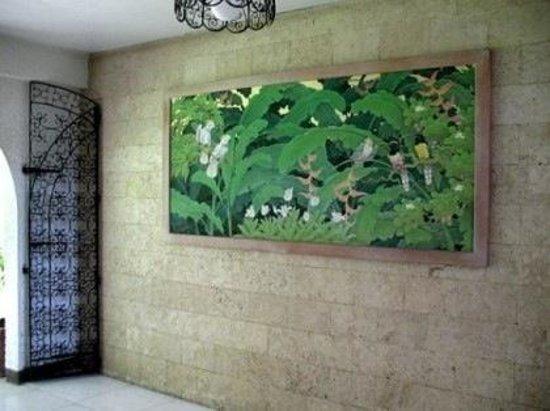 Montebello Villa Hotel:                   garden