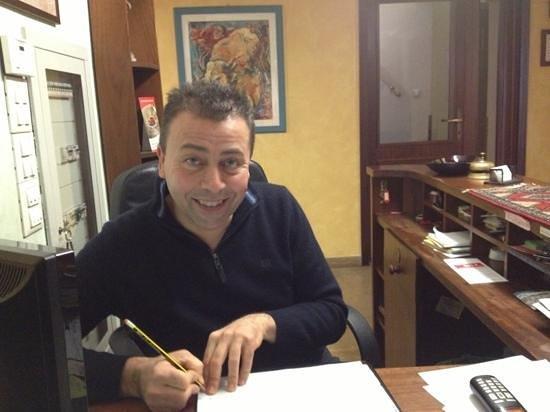 Hotel Valentini Inn: Francesco