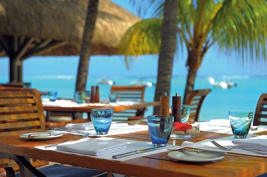 Paradis Beachcomber Golf Resort & Spa: Restaurant