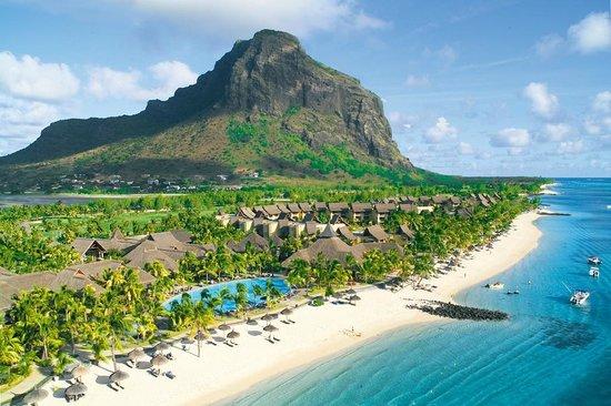 Paradis Beachcomber Golf Resort & Spa: Paradis Hotel & Golf Club