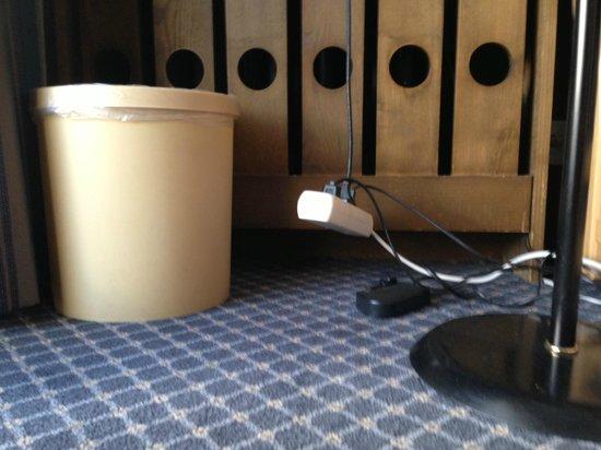 Hotel dala:                   Moderne Elektroinstallationen