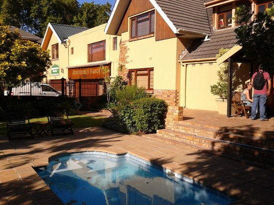 Rondebosch Manor :                   Hotel