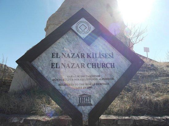 El Nazar Kilise:                   UNESCO World Heritage