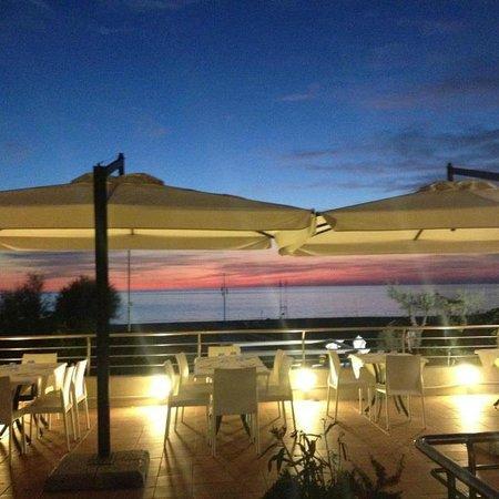 Tirrenia, Włochy: terrazza stupenda