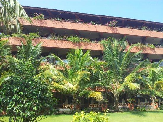 Uday Samudra Leisure Beach Hotel & Spa: building