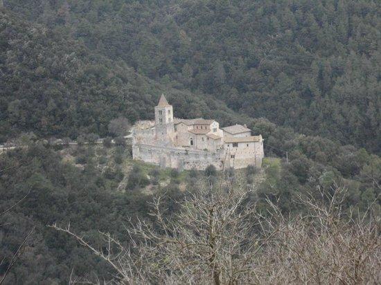 Narni Sotterranea:                   Abbazia San Cassiano Narni