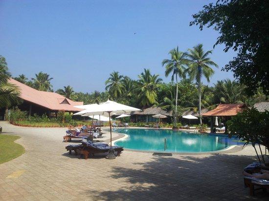 Uday Samudra Leisure Beach Hotel & Spa: pool