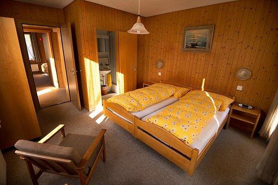 Hotel Edelweiss: Doppelzimmer