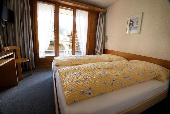 Hotel Edelweiss: Doppel oder Einzelzimmer