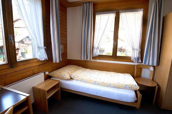 Hotel Edelweiss: Einzelzimmer