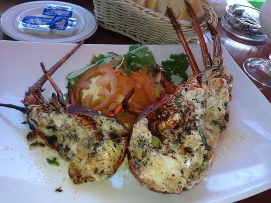 Green Island Beach Restaurant:                   que dire?