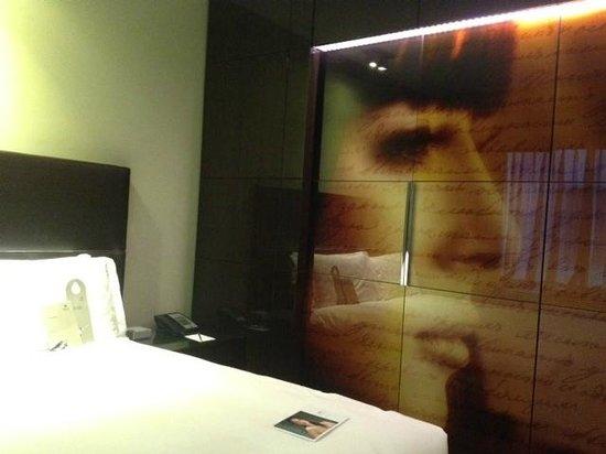 โรงแรมพาร์ค พลาซ่า เวสต์มินสเตอร์บริจด์ ลอนดอน:                   Bedroom