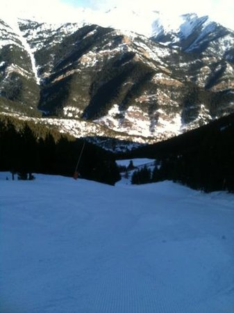 Abba Xalet Suites Hotel:                                     piste de ski