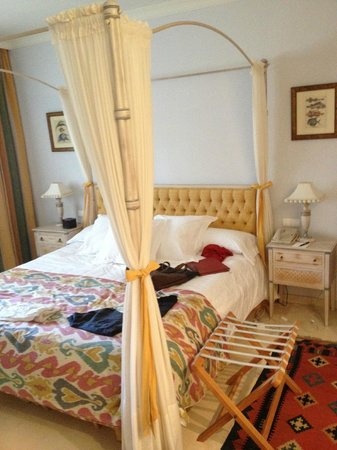Marbella Club Hotel:                   Zimmer