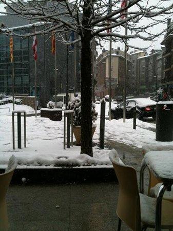 Abba Xalet Suites Hotel:                                     station de ski