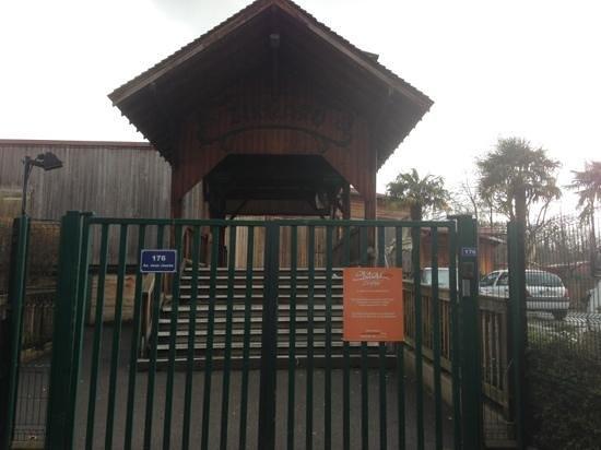 Aubervilliers, Γαλλία:                                     théâtre équestre zingaro