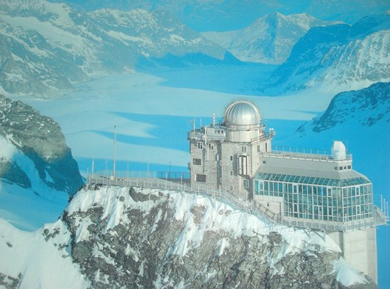 Hotel Edelweiss: Top of Europe - Jungfraujoch