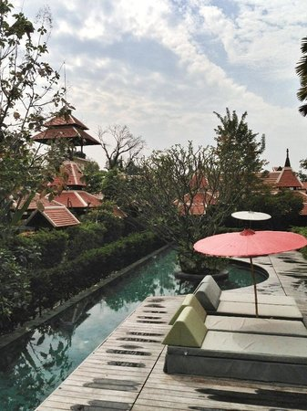 Siripanna Villa Resort & Spa:                   泳池