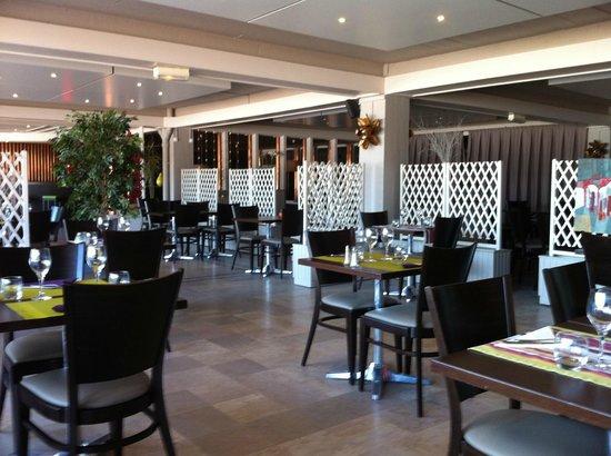 Appart'hotel Lido Gérardmer :                   le restaurant