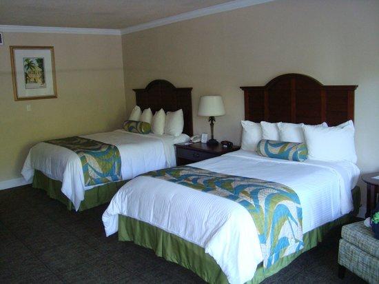 BEST WESTERN Key Ambassador Resort Inn:                   camera piano terra