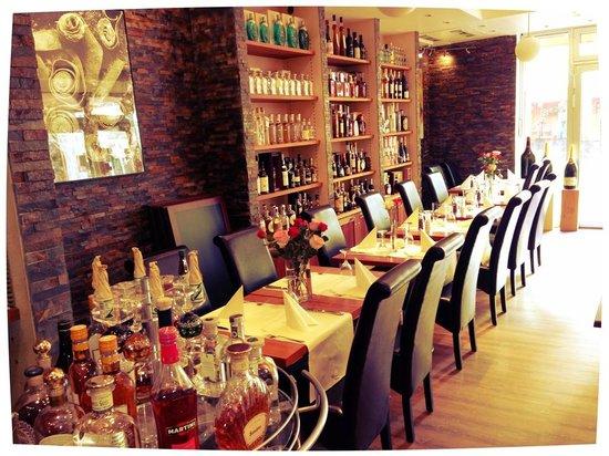 Sam Ratkes Culinarium: Bistro- Bereich