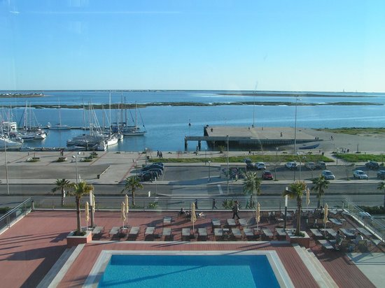 Real Marina Hotel & Spa: View from lifts
