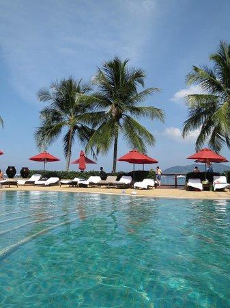 Amari Phuket:                   Poolside
