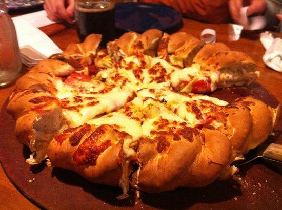 Pizza Picture Of Beau Jo S Pizza Denver Tripadvisor