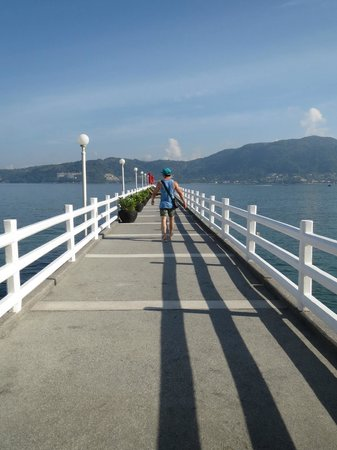 Amari Phuket:                   Private Jetty