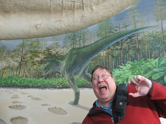 North Carolina Museum of Natural Sciences: Photo ops