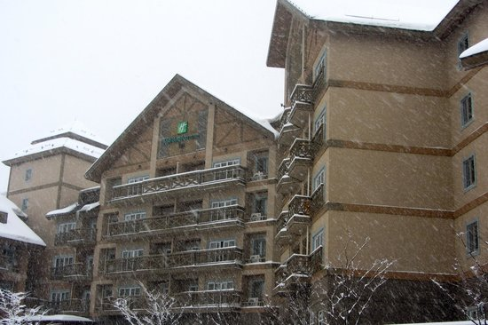 Holiday Inn and Suites Alpensia Pyeongchang Suite:                   hotel
