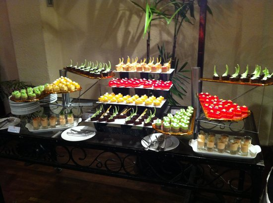 Hotel Suisse:                   Buffet