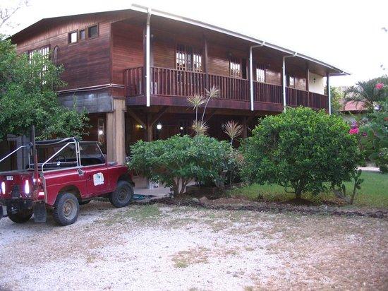 Bahia Santa Elena Lodge