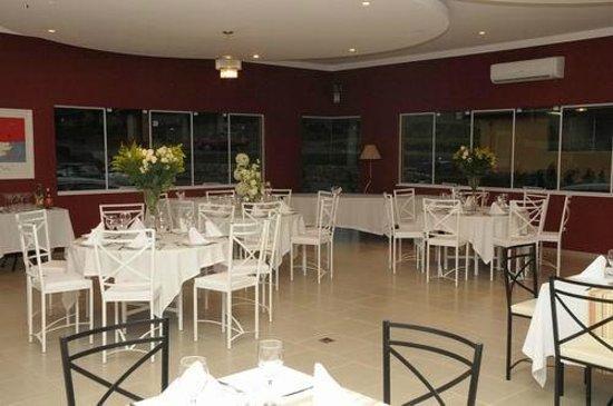 Lagoa Vermelha, RS: Restaurante