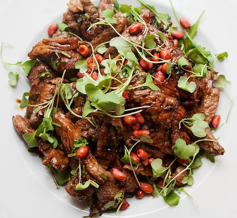 Turning Tables: Thai beef salas
