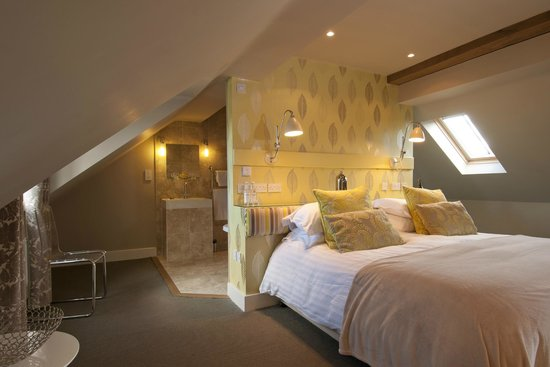 A stunning room at The Howard Arms