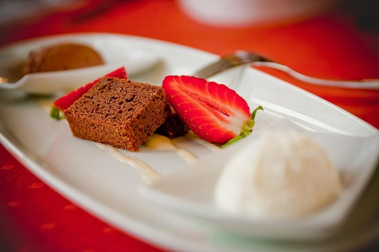 Hotel Aqua Eger: Dessert