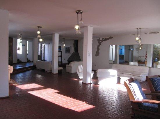 Hotel Termas Pismanta & Spa:                   le hall d'entrée