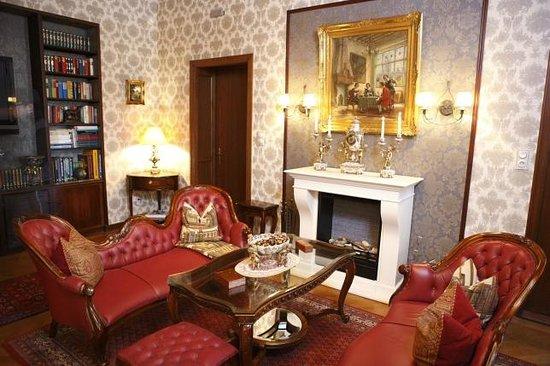 Hotel Villa Achenbach: Lobby