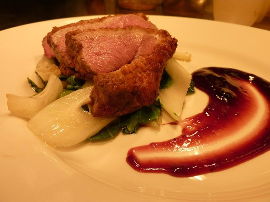 Hit or Miss:                   Duck Breast